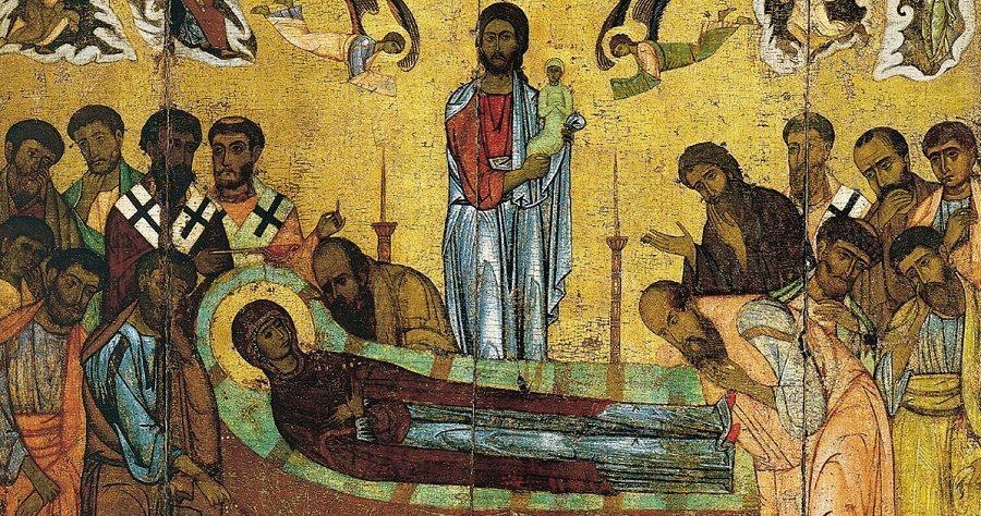 ХРАМ  УСПЕНИЯ  ПРЕСВЯТОЙ  БОГОРОДИЦЫ  В ТУЧКОВО